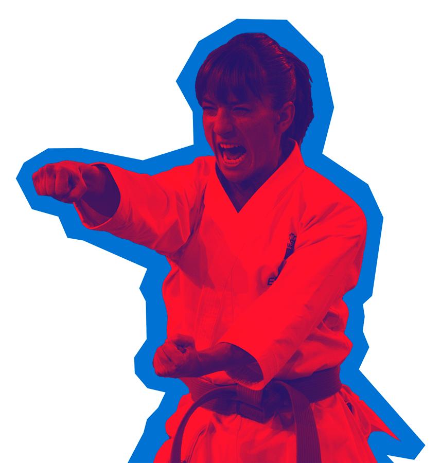 Sandra Sánchez Karate