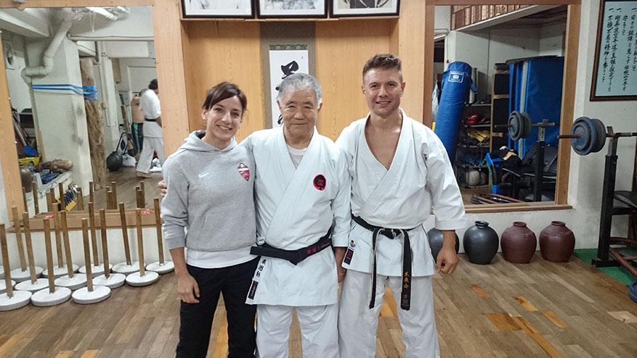 En Japón aprendimos de los grandes maestros