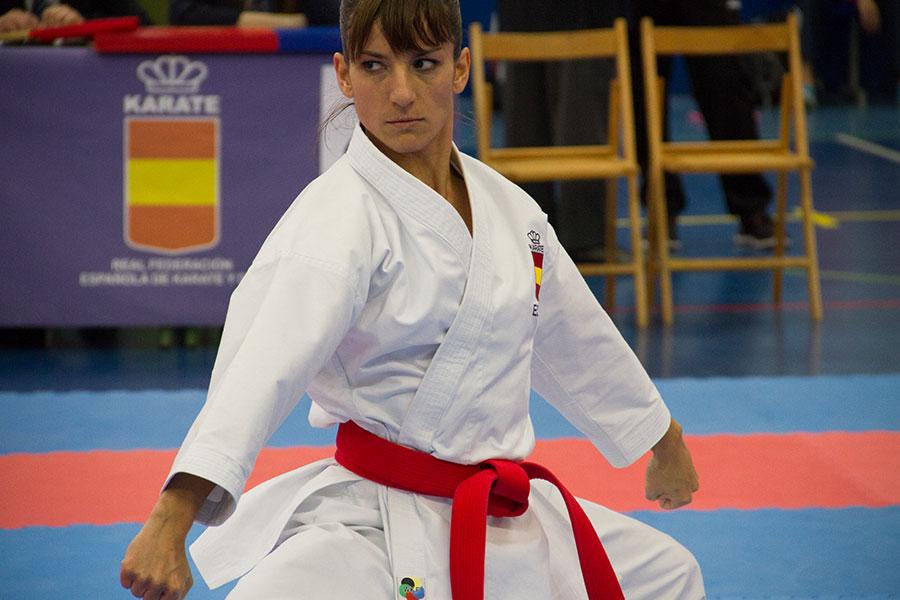 Poder portar el escudo en el pecho de mi karategi no ha sido tarea fácil