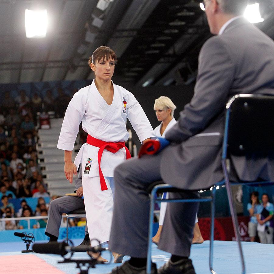 Importantísimos los valores fundamentales del karate: el respeto y la honestidad