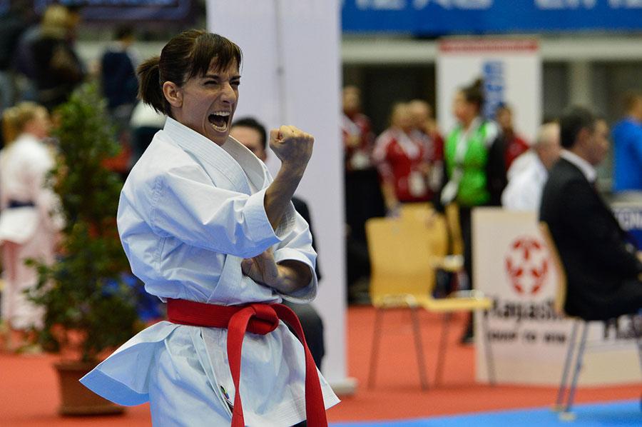 Gracias al reconocimiento del COI para que el karate esté presente en los próximos Juegos Olímpicos de Japón