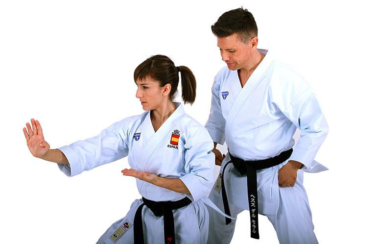 Entrenamiento del kata