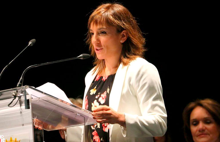 Sandra Sánchez, hija predilecta de Talavera de la Reina