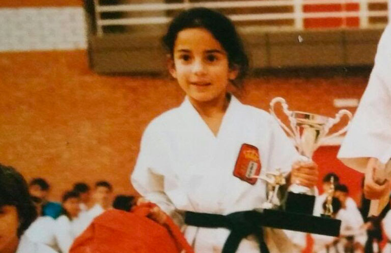 Mi primer campeonato de España